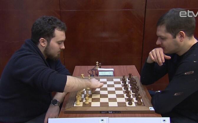 Максим Чигаев и Кирилл Ступак