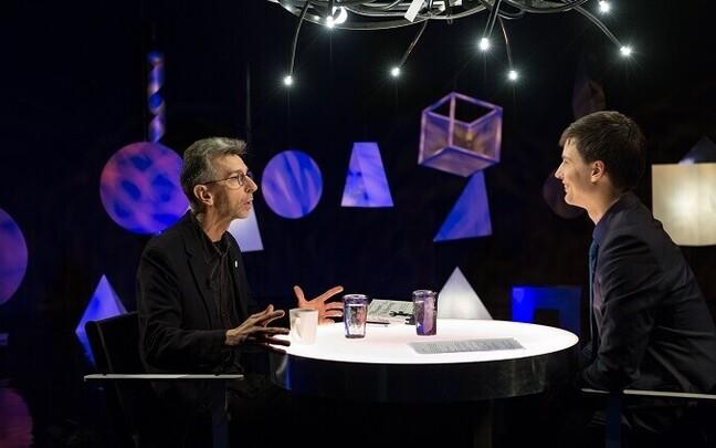 Erkki-Sven Tüür ja Joonas Hellerma