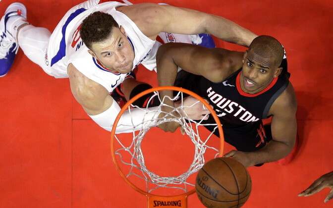 Blake Griffin ja Chris Paul