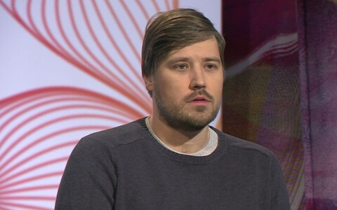 Tehnoloogiaajakirjanik Henrik Roonemaa.