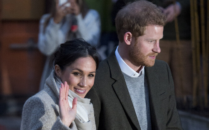 Meghan Markle ja prints Harry