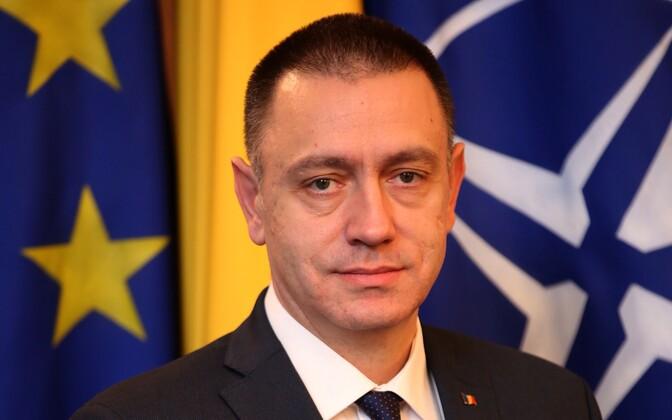 Rumeenia poliitik Mihai-Viorel Fifor.