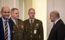 Комиссия Рийгикогу по государственной обороне обсудила кандидатуру бригадного генерала Мартина Херема
