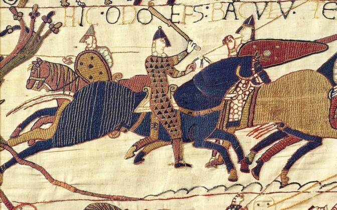 Stseen Bayeux' vaibal.