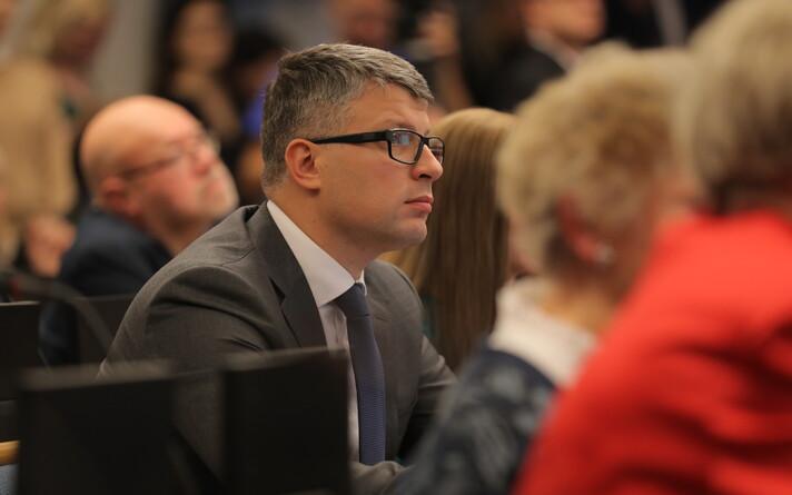 Михаил Корб временно не будет участвовать в работе Таллиннского горсобрания.