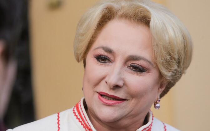 Rumeenia uueks peaministriks nimetati Viorica Dăncilă.