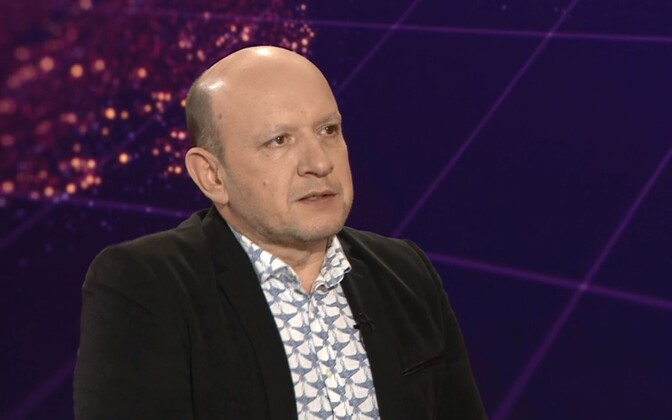Rahvusvahelise Kaitseuuringute Keskuse  teadur Kalev Stoicescu.