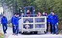 Pandad jõudsid Hiinast Soome.