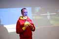Питер Вестербака представил в Таллинне проект туннеля между Хельсинки и Таллинном.