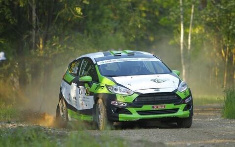 2017. aasta Estonian R2 Challenge võitjad Ken Torn - Kuldar Sikk