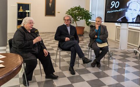 Marju Lauristin, Hagi Šein ja Indrek Treufeldt