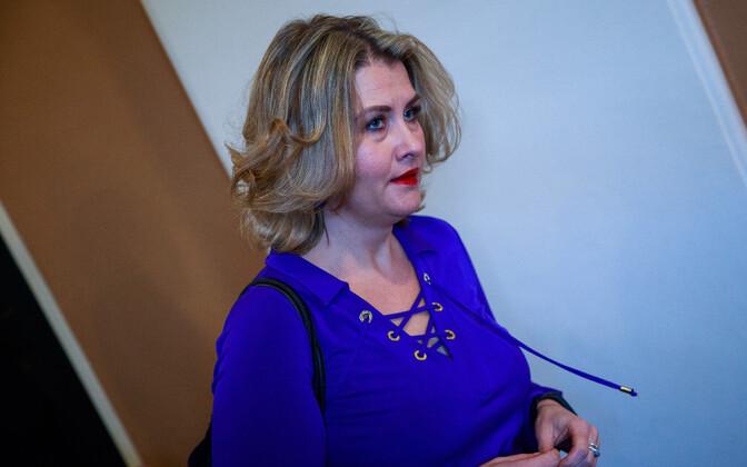 Liisa Oviir (SDE).