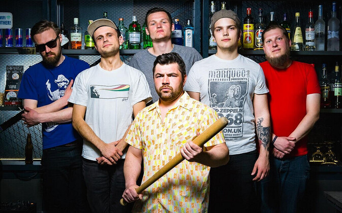 One of the oldest ska-punk bands in Latvia, All Day Long will perform at the 2018 Tallinn Music Week festival as well.