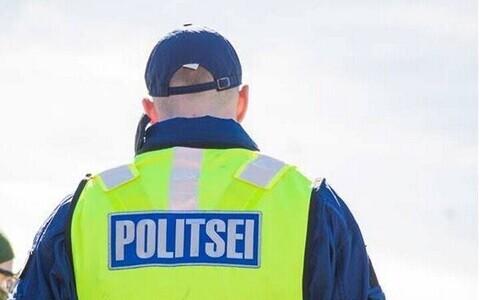 На возможные угрозы оружием эстонская полиция реагирует со всей серьезностью.