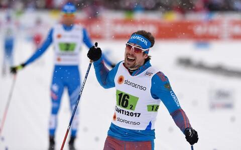 Не получил приглашения и Сергей Устюгов - один из лучших российских лыжников.