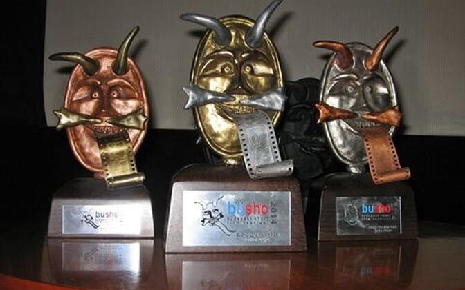 Budapesti rahvusvahelise lühifilmifestivali BuSho auhinnad