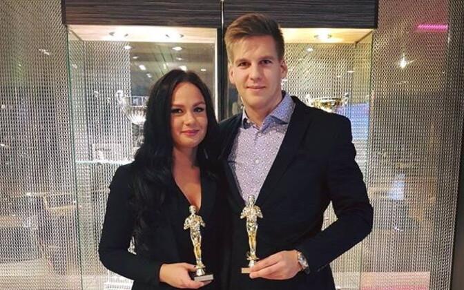 Kristin Tattar ja SIlver Lätt