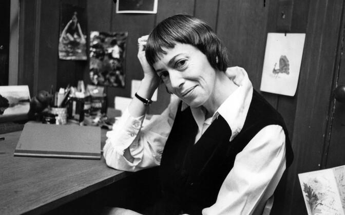 Ursula K. Le Guin 1972. aastal.