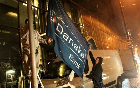Danske Bank will exit the Baltic market in stages.