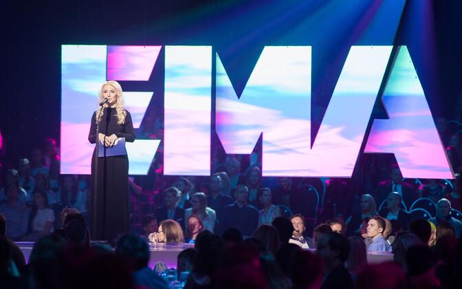 Вручение музыкальных премий в 2018 году.