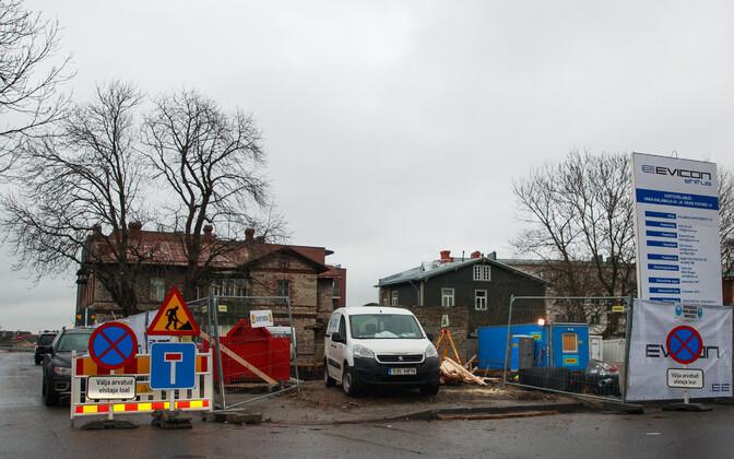 Uusarendus Tallinnas.