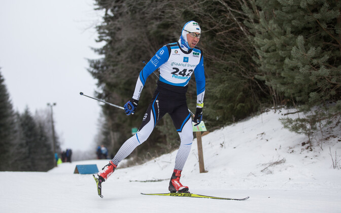 Skier Algo Kärp has also admitted to using doping.
