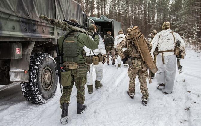 Силы обороны Эстонии.