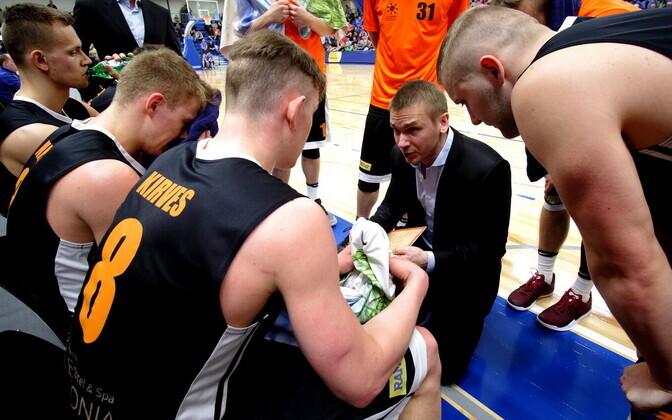 Пярнуские баскетболисты потерпели в розыгрыше ББЛ уже седьмое поражение.
