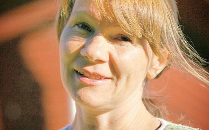 Marju Sammul.