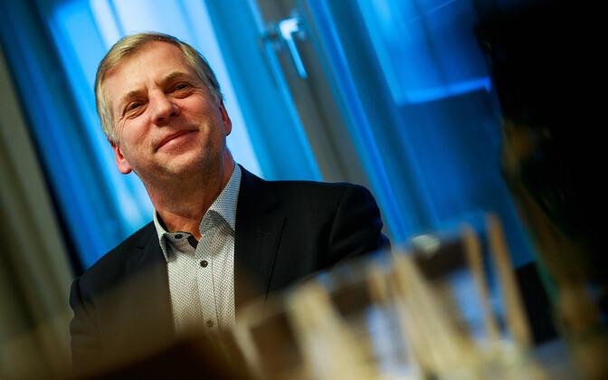 Est-For Invest board member Margus Kohava.