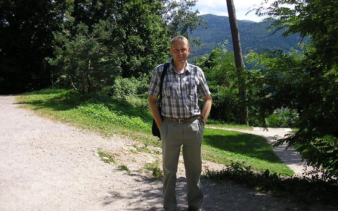 Tartu ülikooli ökofüsioloogia professor Arne Sellin.