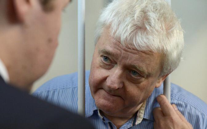 Norra kodanik Frode Berg 2. veebruaril Moskva Lefortovo kohtus.