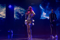 Съёмки первого полуфинала конкурса Eesti Laul, Tiiu, Okym и Semy (Тийу, Оким и Семи)