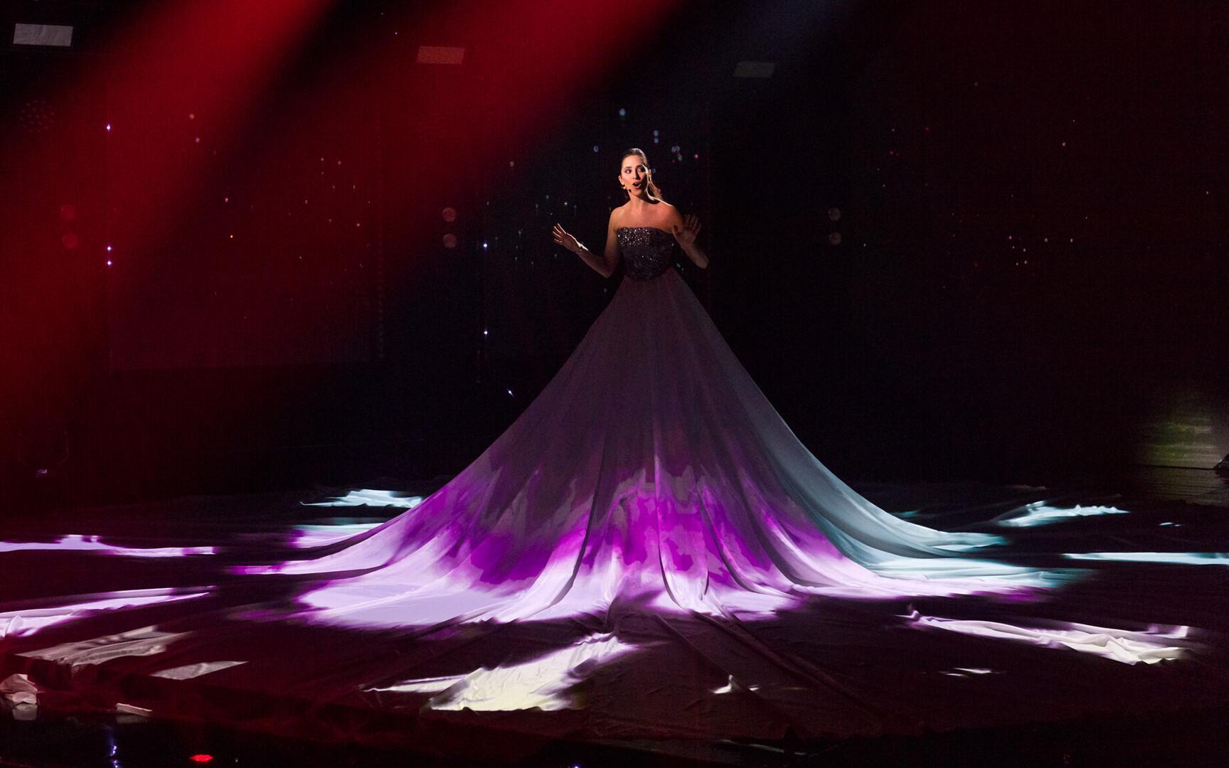 Пышнотелая участница Евровидения-2019 стала сенсацией вглобальной сети