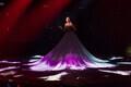 Съёмки первого полуфинала конкурса Eesti Laul, Элина Нечаева
