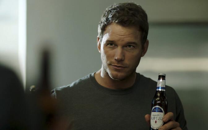 Chris Pratt õllereklaamis