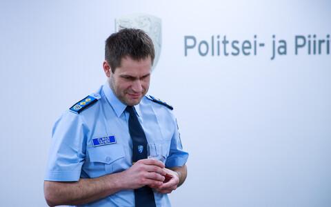 PPA director-general, Elmar Vaher.