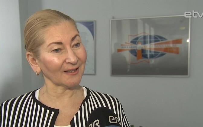 Директор Паэской гимназии Изабелла Рийтсаар.