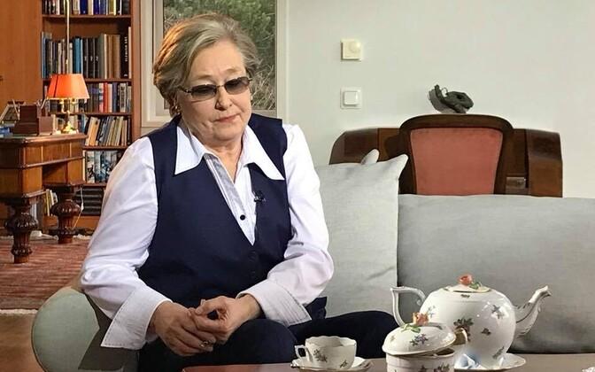 Intervjuu Helle Meriga