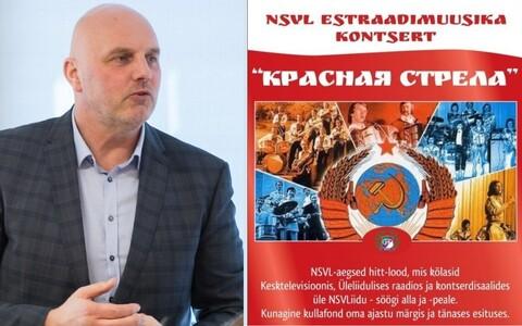 Hendrik Agur korraldab NSVL estraadikontserti