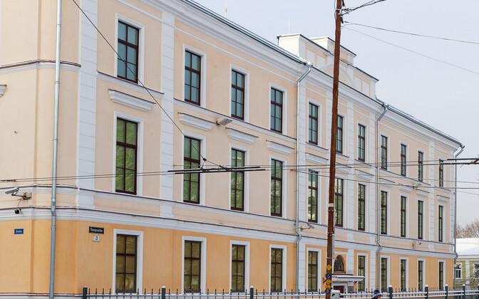 Estonian Internal Security Service building.