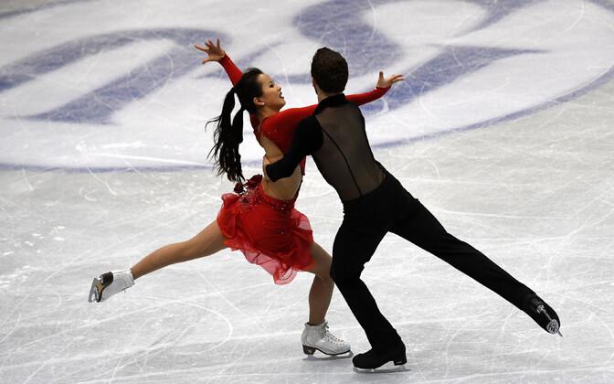 Min Yura ja Alexander Gamelin