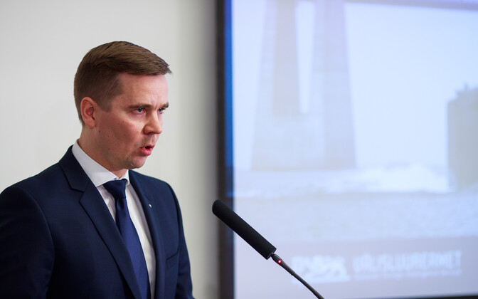 Глава внешней разведки Эстонии Микк Марран
