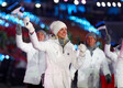 Eesti olümpiakoondis avatseremoonial