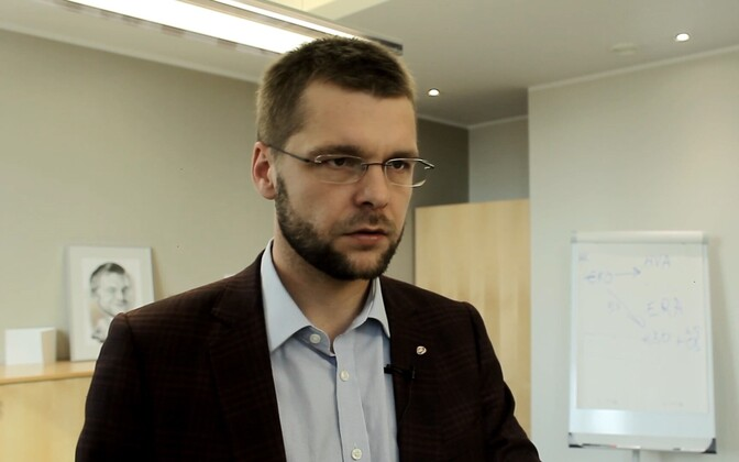 Министр здоровья и труда Евгений Осиновский.