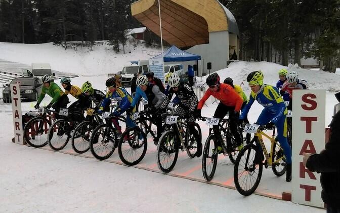 Eesti meistrivõistlused talikrossis 2018