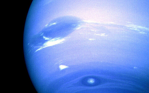 Tehtud katsed kinnnitavad, et Neptuuni sisemuses võib leiduda superioonilist jääd.