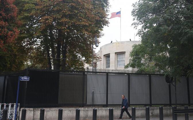 USA suursaatkond Ankaras.