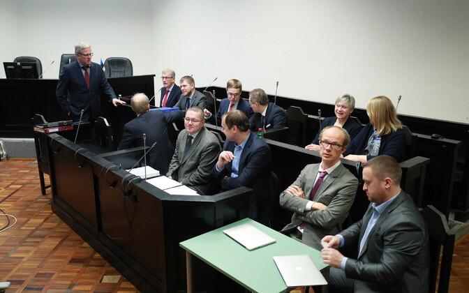 Tallinna Sadama süüasja advokaadid