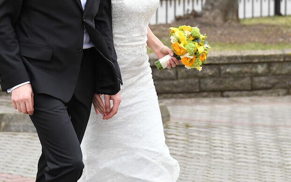 Свадьба. Иллюстративная фотография.